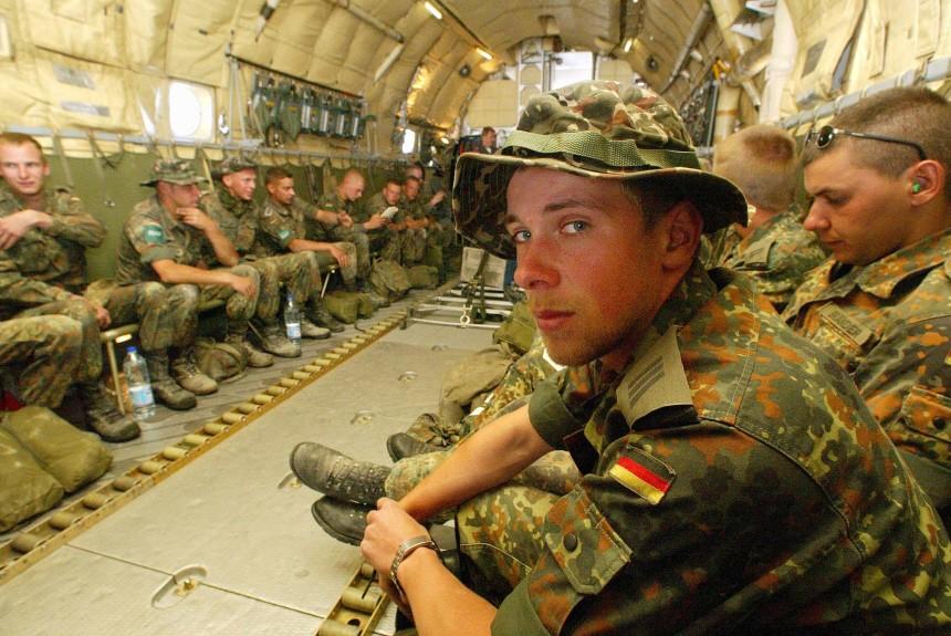 Bundestag entscheidet ueber neues Afghanistan-Mandat