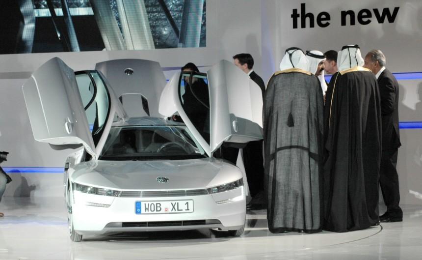 Das Kein-Liter-Auto