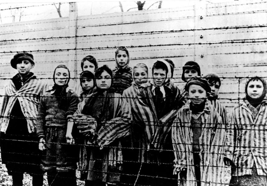 Befreiung des Konzentrationslagers Auschwitz, 1945