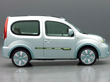 Renault be bop Z.E.