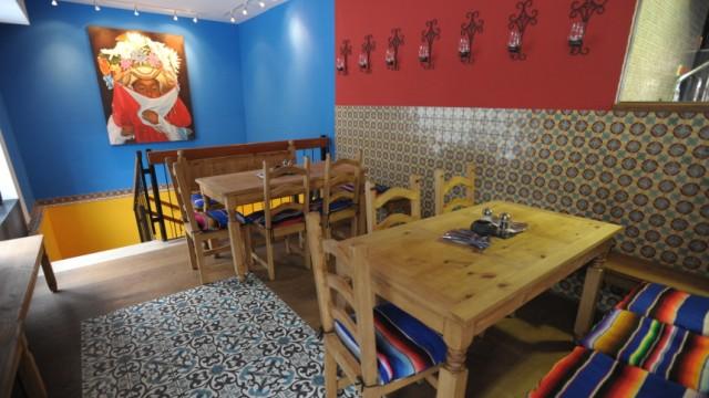 """Mexikanisches Restaurant in der Altstadt """"Milagros"""": Kostprobe Milagros am Viktualienmarkt Foto:catherina Hess"""