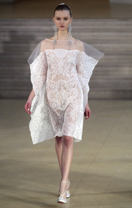 Paris Fashion Week - Haute Couture S/S 2011 - Alexis Mabille