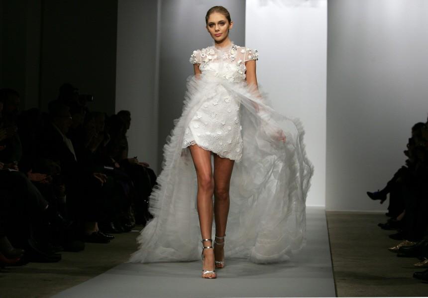 Paris Fashion Week - Haute Couture S/S 2011 - Christophe Josse