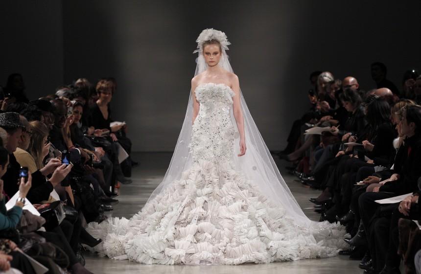 Paris Fashion Week - Haute Couture S/S 2011 - Georges Hobeika