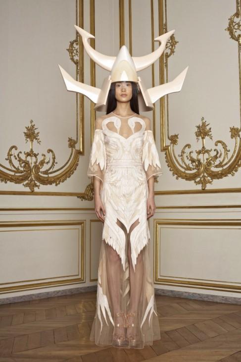 Paris Fashion Week - Haute Couture S/S 2011 - Givenchy