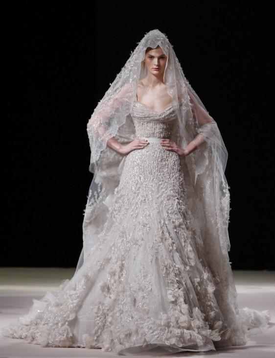 Paris Fashion Week - Haute Couture S/S 2011 - Elie Saab