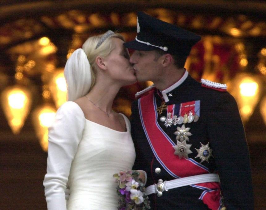 Thronfolger am Traualtar - Norwegen