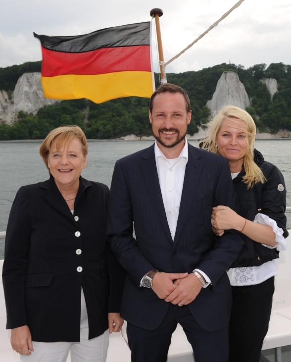 Jahresrückblick Mecklenburg-Vorpommern - Haakon und Mette-Marit