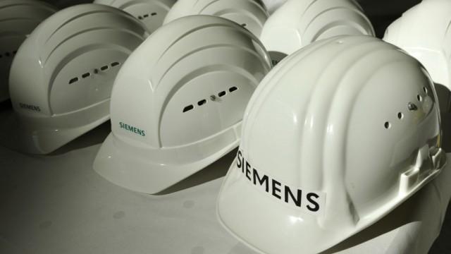 Siemens legt Hauptversammlung Rekordgewinn im ersten Quartal vor