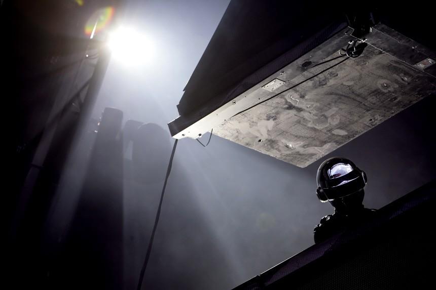 BRITAIN-DAFT PUNK-ENTERTAINMENT-MUSIC-O2-WIRELESS-FESTIVAL