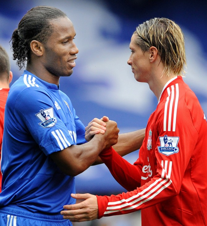 Chelsea and Liverpool agree a fee for Fernando Torres