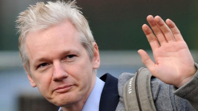 Wie Assange Assange wurde