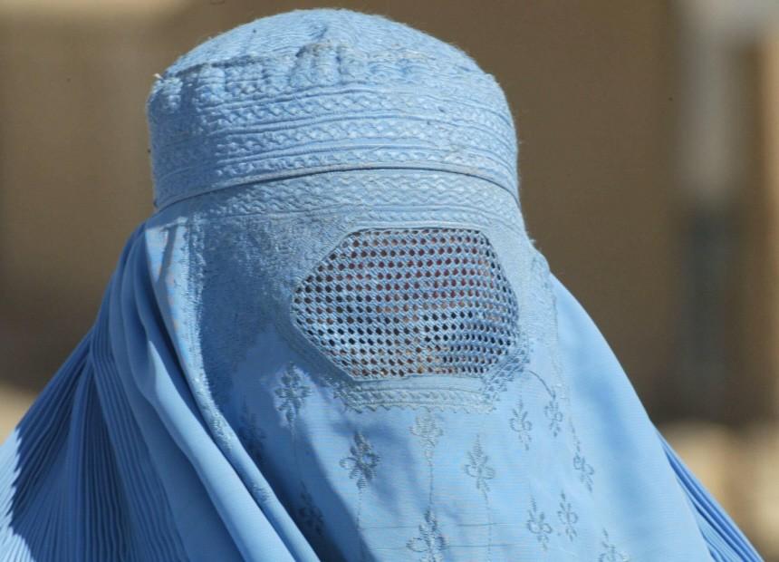 Burka - Verbot in Belgien