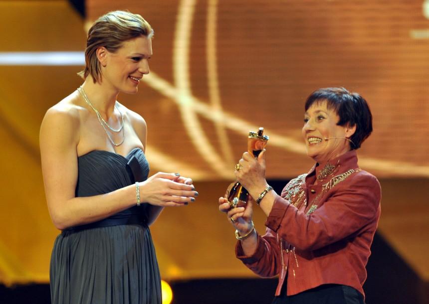 Sportler des Jahres - Maria Riesch