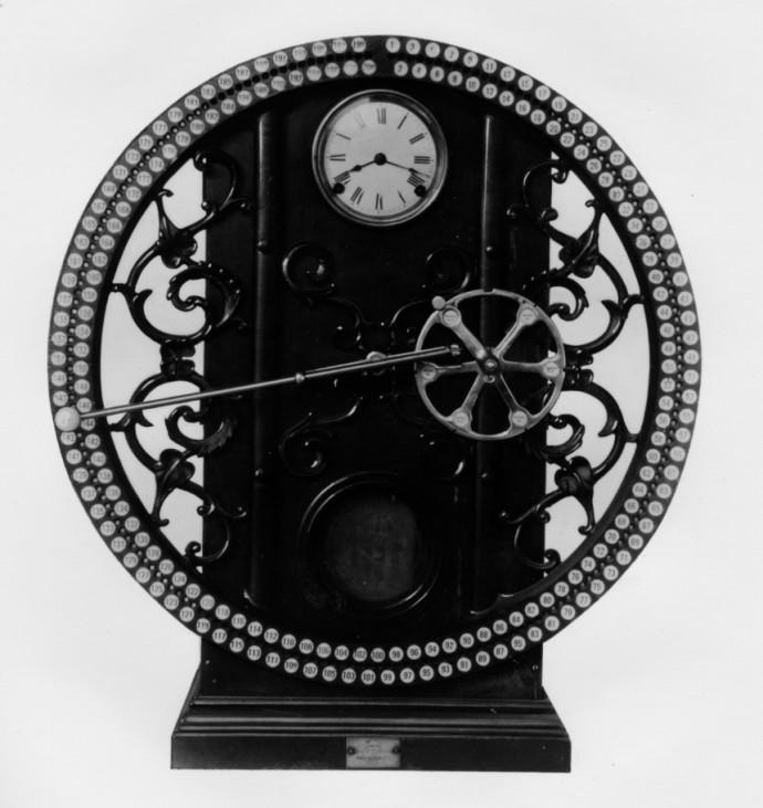 IBM Day Time Recorder