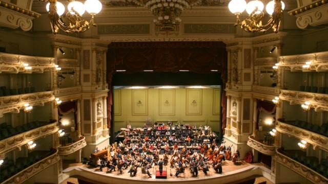 Staatskapelle Dresden sagt Ägypten-Gastspiel ab