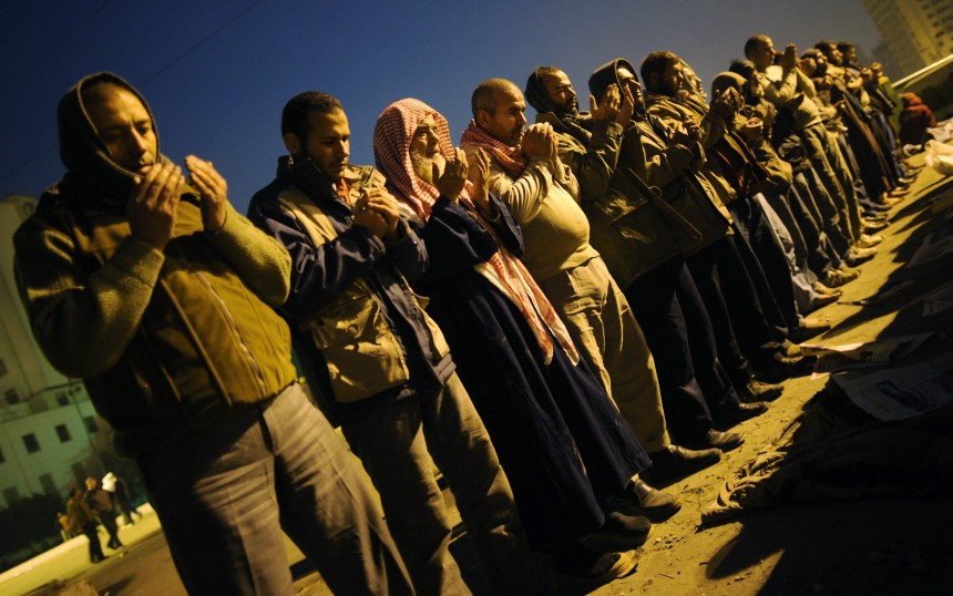 Proteste in Kairo
