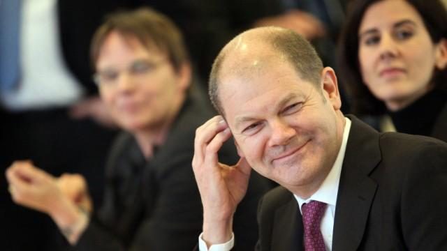 Umfrage: SPD baut Vorsprung in Hamburg aus