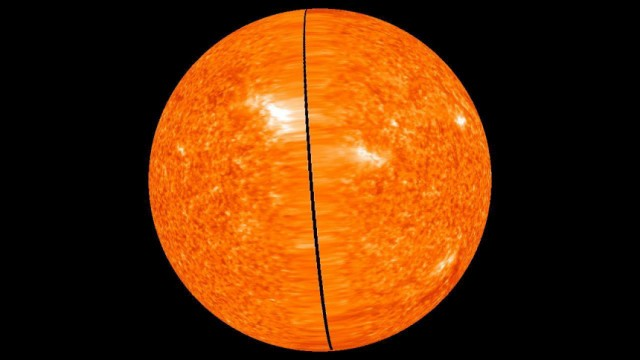 NASA zeigt erstes Bild der kompletten Sonne