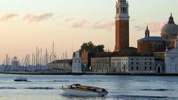Palladio vor 500 Jahren geboren - San Giorgio Maggiore in Venedig