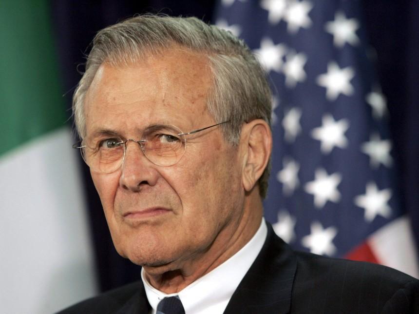 Senatsbericht: Rumsfeld mitverantwortlich für Abu Ghoreib
