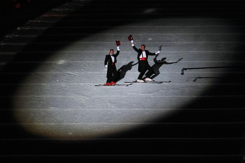 Opening Ceremony - Alpine FIS Ski World Championships