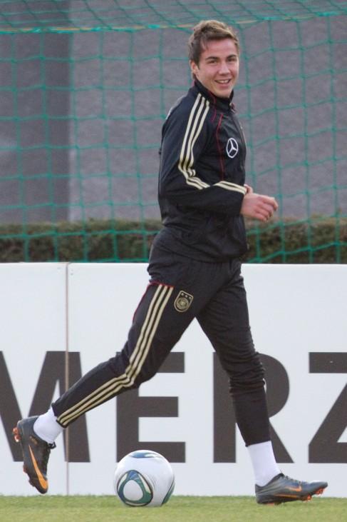 Training Nationalmannschaft
