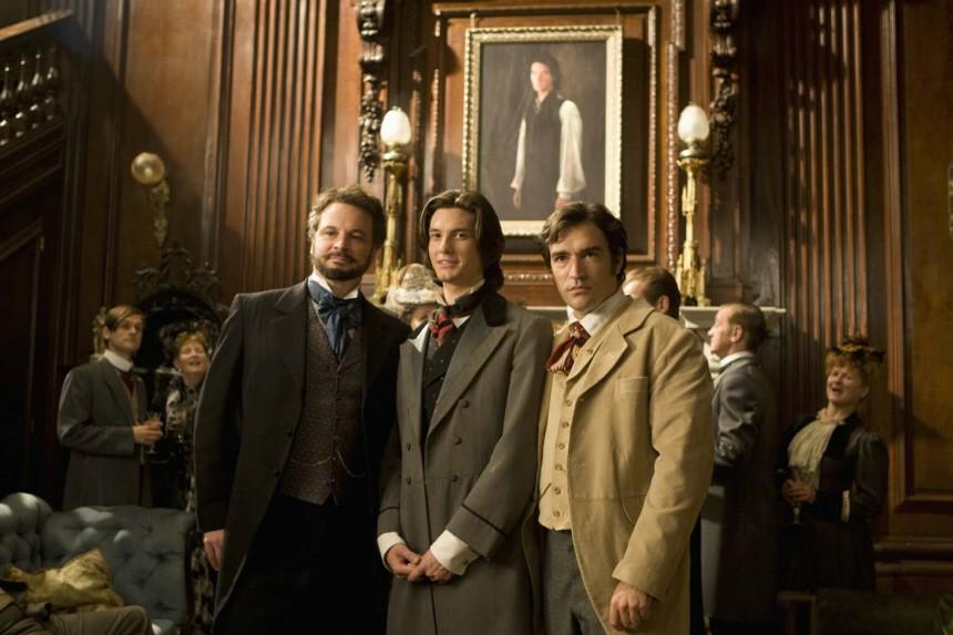 Themendienst Kino: Das Bildnis des Dorian Gray