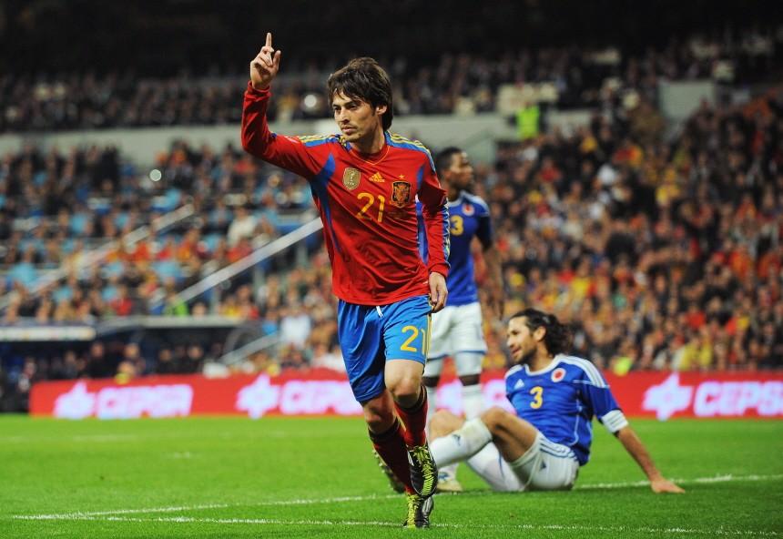 Spain v Colombia - International Friendly