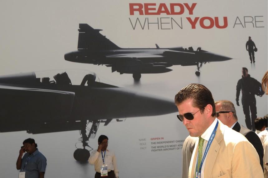 Verteidigungsminister zu Guttenberg besucht Indien