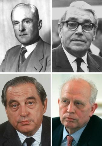 Bundesbankpräsidenten