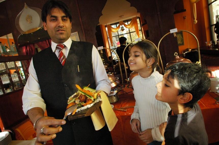 Indisches Restaurant Maharani, 2005