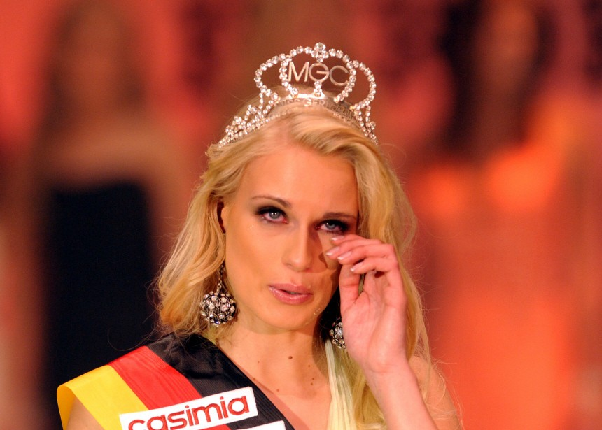 'Miss Germany' -Wahl in Rust