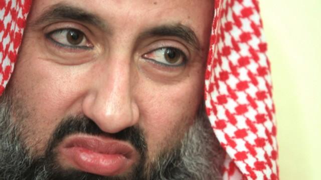 """Imam Abu Adam: Imam Abu Adam:""""Ich habe ihr verziehen"""", sagt er über seine Drittfrau, die nun in Haft ist."""