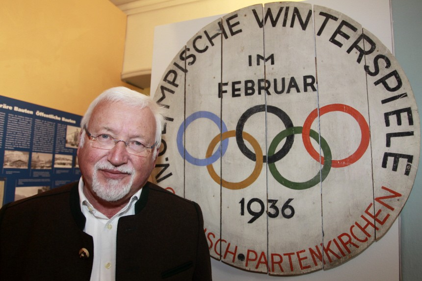 Ausstellung erinnert an die Instrumentalisierung der Olympischen Spiele 1936 in Garmisch-Partenkirchen