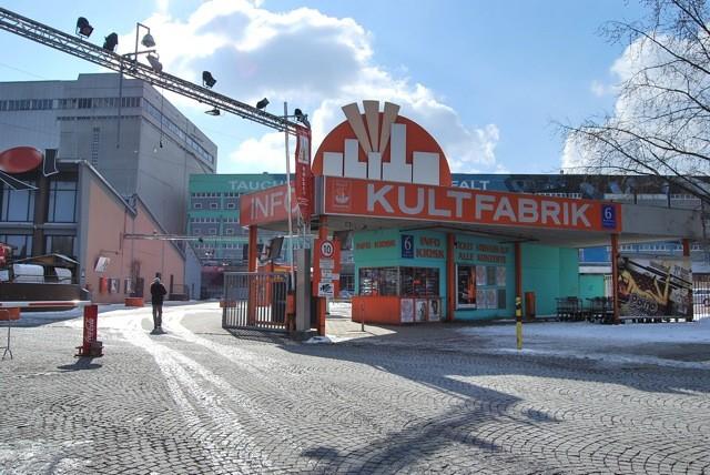 Kultfabrik (Ostbahnhof, München)