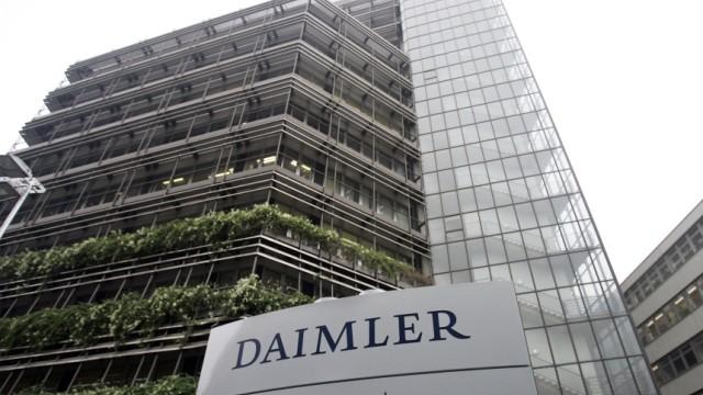 Zeitung: Daimler bietet Bund EADS-Aktien zum Preis fuer externe Investoren an