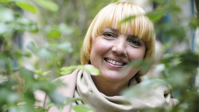 Gruenen-Chefin Roth wirft Linkspartei Verweigerungshaltung vor