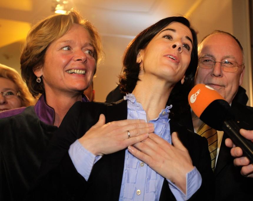 Buergerschaftswahl in Hamburg: Wahlparty FDP