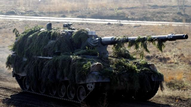 Generalinspekteur gegen Einsatz von Kampfpanzern in Afghanistan