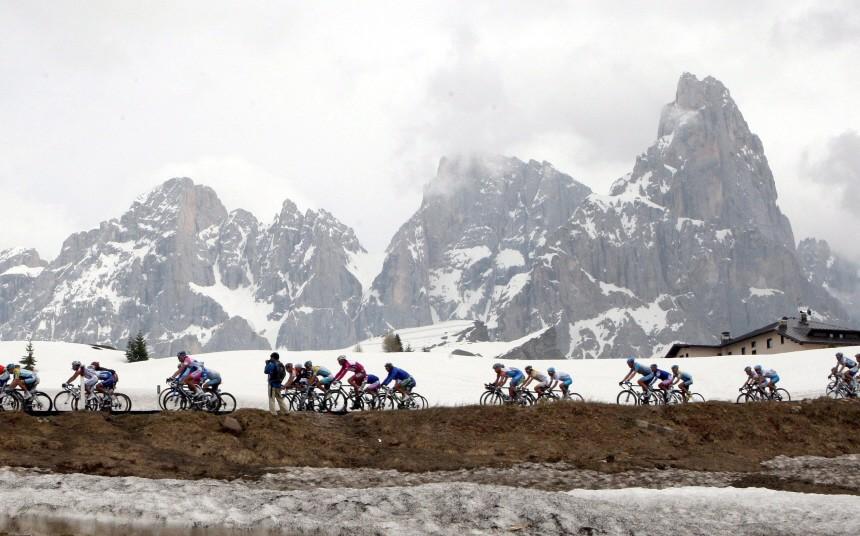 Giro d'Italia - 5. Etappe - Fahrerfeld