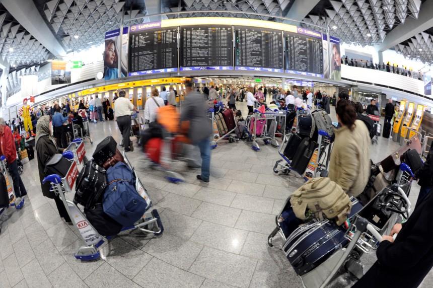 Flughafen-Betreiber Fraport verzeichnet im August mehrere Rekorde