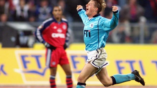 TSV 1860 MÜNCHEN - FC BAYERN MÜNCHEN