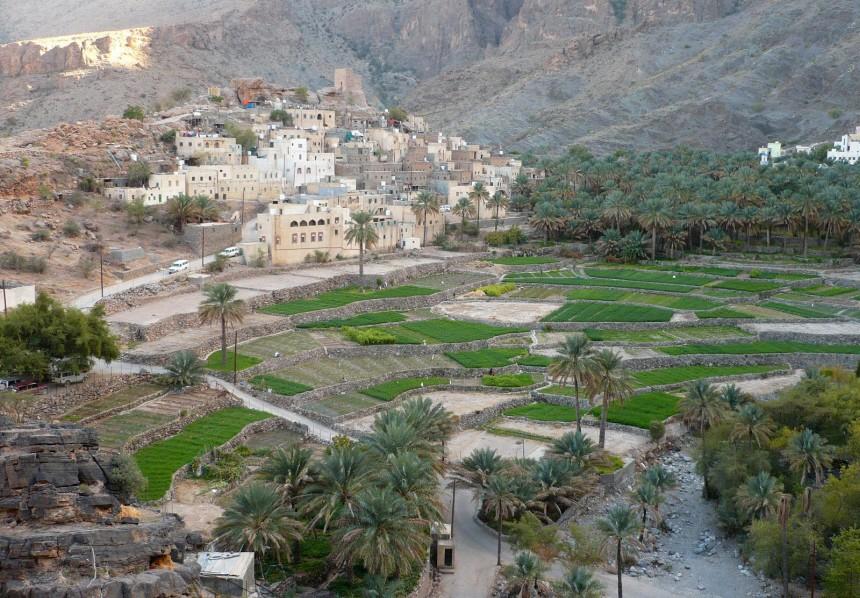 No problem: Mit dem Geländewagen durch den wilden Oman