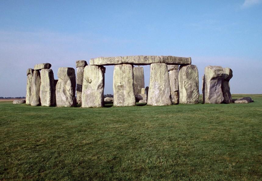 Stonehenge England Großbritannien