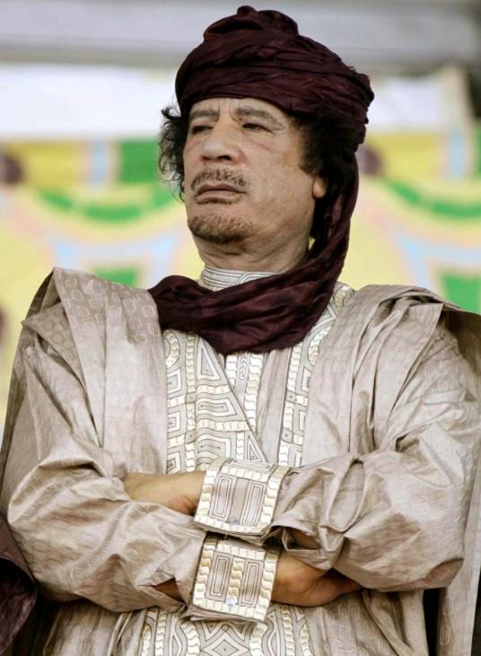 Gaddafi ruft zum Dschihad gegen Schweiz auf
