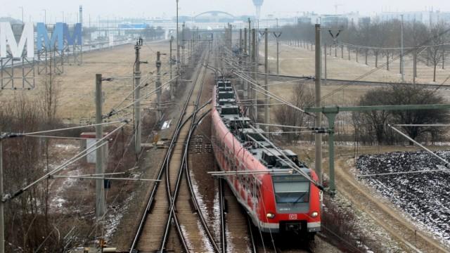 Flughafen München, S-Bahn, Freistaat Bayern, Stadt München