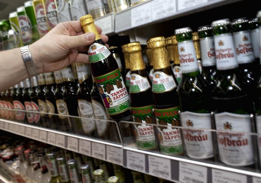 Verkaufsverbot fuer Alkohol nach 22.00 Uhr in Baden-Wuerttemberg