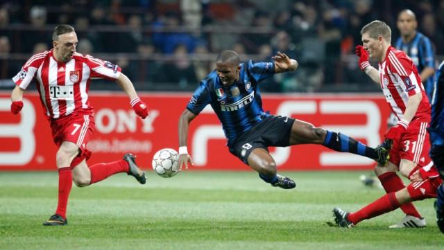 Inter Mailand - FC Bayern Muenchen