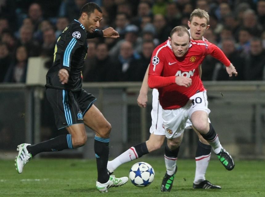 Wayne Rooney, Edouard Cisse